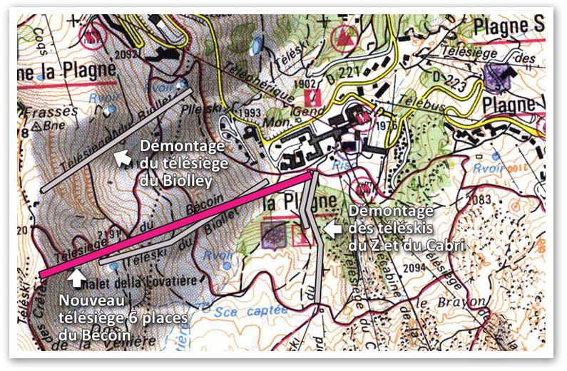 News of La Plagne in 2011 wwwPERSoLA PLAGNEfr